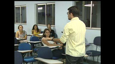 Professores do EJA recebem segundo módulo de formação continuada em Santarém - Segundo módulo foi realizado na tarde de segunda-feira (24).