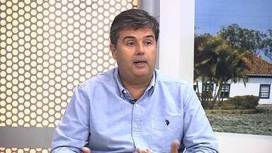 Secretário estadual do ambiente fala sobre a crise hídrica – parte 2 - Região está sentindo os reflexos da falta de água; André Corrêa explica o que está sendo feito e pede conscientização da população.