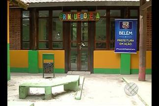 Brinquedoteca é reaberta no Bosque Rodrigues Alves - Estrutura do espaço estava deteriorado.