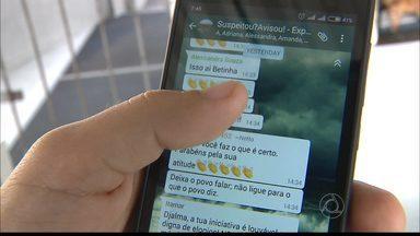 Redes sociais no enfrentamento à violência em João Pessoa - Nos bairros os moradores estão criando grupos para trocar informações sobre segurança.