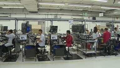 Veja como funciona uma 'fábrica verde' - Fábrica do Polo Industrial de Manaus foi primeira a implantar esse conceito no AM.