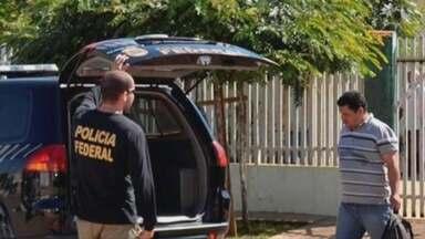 Justiça nega pedido de liberdade parapreso na operação Stigma - Nicolau Junior de Souza foi preso acusado de cobrar propina de empresas que prestavam serviço para a Prefeiura de Vilhena.