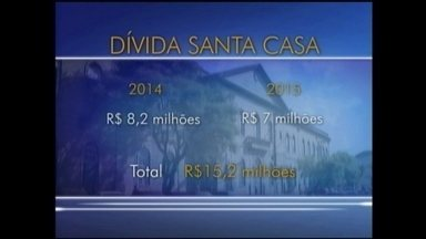 Santa Casa de Rio Grande garante pagamento dos salários dos funcionários - Hospital pagou metade dos valores nesta terça-feira por dificuldades financeiras