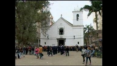 Catedral de São Pedro completa 260 anos de história - Igreja em Rio Grande, RS, é a mais antiga do sul do Brasil