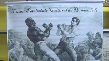 Exposição que conta história das lutas será realizada em shopping de Manaus - Estátuas, moedas e pinturas serão expostas; livro também será lançado em evento.
