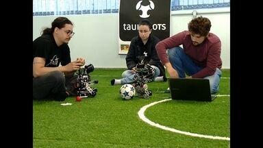 Equipe de Santa Maria conquista 2° lugar em Copa do Mundo de Robôs - Estudantes da UFSM disputaram na China.