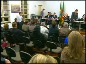 Começa o júri do suspeito de matar candidato a vice-prefeito - O crime aconteceu em outubro de 2008 em Maximiliano de Almeida, RS.