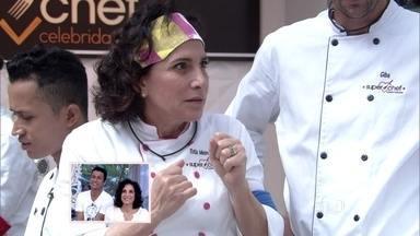 Confira alguns momentos engraçados do Super Chef - Sem conhecimento da culinária, participantes faziam comentários 'sem noção'