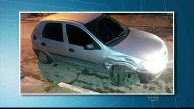 Adolescentes são apreendidos com arma e carro roubado no Recife - Polícia Militar seguiu veículo, no Recife, e houve troca de tiros