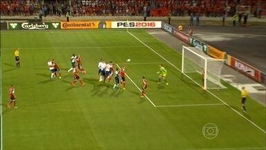 Albânia lota estádio, mas leva gol no fim e perde para Portugal nas Eliminatórias da Euro - Gol da vitória dos lusos saiu nos acréscimos.