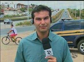 Confira como está o processo de transferência da Feira da Sulanca, em Caruaru - Repórter Anderson Melo fala se há novidades no caso.