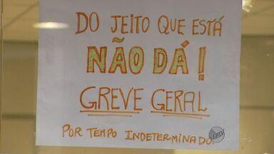 Médicos peritos do Sul de Minas aderem à greve nacional dos servidores do INSS - Médicos peritos do Sul de Minas aderem à greve nacional dos servidores do INSS