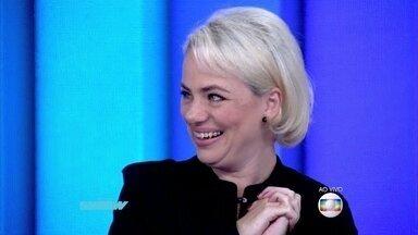 Karine Teles fala sobre o sucesso do filme 'Que Horas Ela Volta?' - Atriz conta que produção foi premiada em Sundance