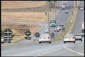 Número de acidentes reduz em feriado, afirma PRF de Uberaba - Na região, movimentação foi intensa.