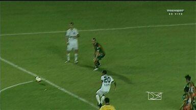 Sampaio perde para o América Mineiro no Castelão - Sampaio perde para o América Mineiro no Castelão.