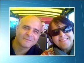 Enterrados em Timóteo os corpos de duas vítimas do acidente com um ônibus em Paraty - Cláudia Arruda e Robson Braga foram enterrados em Timóteo. Casal estava comemorando o aniversário deles na cidade de Paraty.