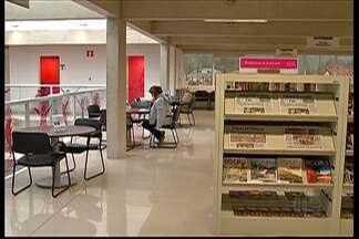 Estação literária de Guararema é reaberta nesta terça-feira - O ambiente é para qualquer idade, incentivando a leitura.