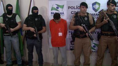 Polícia prende suspeito de vários estupros em Maringá - O rapaz nega os crimes