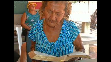 Cresce o número de idosos que buscam alfabetização em Santarém - Nesta terça-feira (8) é comemorado o Dia Mundial da Alfabetização.