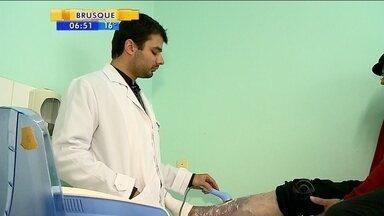 Universidades catarinenses promovem programas para incentivar a medicina familiar - Universidades catarinenses promovem programas para incentivar a opção de estudantes pela medicina familiar