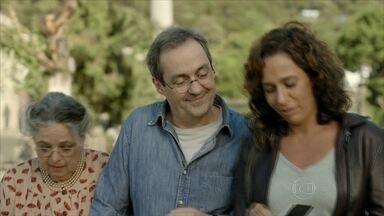 Andrea Beltrão e Daniel Dantas voltam a contracenar em 'Pequeno Dicionário Amoroso 2' - undefined