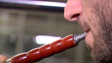 Reportagem fala sobre os perigos do uso do narguilé - Reportagem fala sobre os perigos do uso do narguilé