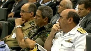 Segurança nos Jogos Olímpicos do Rio é tema de seminário na Urca, no Rio - A segurança é uma das principais preocupações das autoridades para os Jogos Olímpicos. O assunto é debatido em um seminário no Forte São João, na Urca.