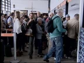 Aeroporto de Presidente Prudente fica fechado por cerca de duas horas - Somente por volta das 11h as operações foram normalizadas.