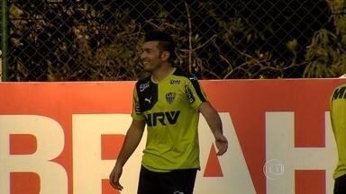 Autor de golaço contra o Vasco, Dátolo ganha vaga no meio-campo do Atlético-MG - Autor de golaço contra o Vasco, Dátolo ganha vaga no meio-campo do Atlético-MG