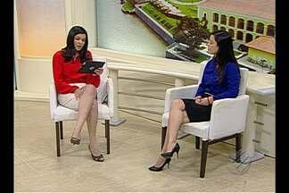Dermatologista tira dúvidas sobre a sudorese - Dra. Amanda Magno é a entrevistada do quadro 'Fala Saúde'.
