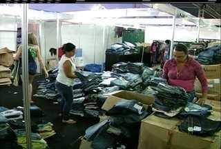 Feira de Preços Especiais começa nesta quarta-feira em Campos, no RJ - Feira está montada no Parque de Exposições Agropecuária.