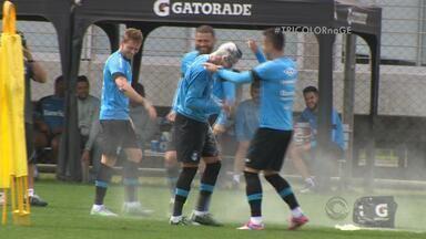Grêmio enfrenta Corinthians no Itaquerão nesta quarta (9) pelo Brasileirão - Confronto entre melhores defesas do Campeonato Brasileiro promete briga no G4.