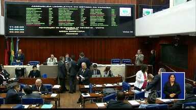 Assembléia Legislativa da Paraíba discute o voto secreto - Laerte Cerqueira fala sobre o clima entre os deputados estaduais.