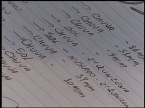 Morador de Barão de Cotegipe, RS, faz previsão de clima a dez anos - Como ele sabe? Através de cálculos matemáticos. Acredita?!