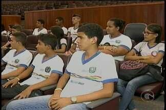 Estudantes de Escolas Públicas foram conhecer cursos e profissões técnicas no Senai - A ação foi em Petrolina