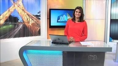 Confira os destaques do JA 2ª Edição desta sexta-feira (11) - Entre os principais assuntos está a apreensão de roupas falsificadas na Rua 44, em Goiânia.