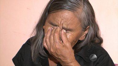 Idosa de 60 anos sonha em reencontrar a família que não vê há quase 40 anos - Dona Maria Soares foi tirada da família ainda criança.