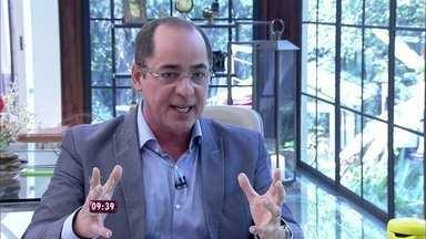 Paulo Vieira fala sobre a importância de ser persistente - Coach explica quais os pontos a pessoa deve focar