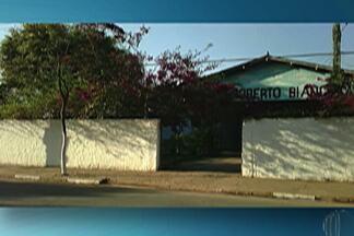 Cinco crianças ficam feridas com queda de muro de escola em Suzano - O acidente aconteceu na manhã desta quarta-feira (16) na Vila Ipelândia.