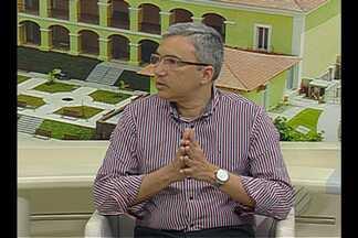 Fala Saúde tira dúvidas sobre depressão - Psiquiatra dá entrevista ao vivo no JL1 e responde a perguntas de telespectadores.