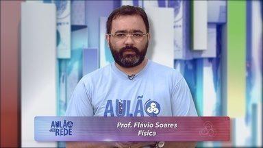 No AM, professor fala sobre Calorimetria - Flávio Soares ministra em Manaus aulas de Física.