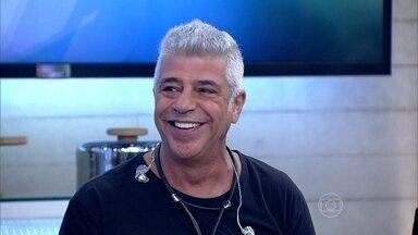 Lulu Santos vai participar do Rock in Rio pela terceira vez - Ele fala das nova temporada de The Voice