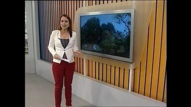 Sábado é de instabilidade em Santa Maria, RS - Moradores de Camobi registraram queda de granizo.