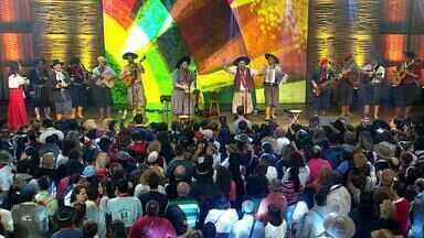 Bloco 2 - Bah! recebe o Quarteto Pampa, vencedor do Desafio Farroupilha pelo voto popular - Assista ao vídeo.