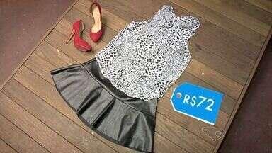 Dona de brechó de Vitória dá dicas para encontrar melhores peças - Consumidores dizem ter dificuldade para encontrar as roupas desejadas.