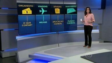 Dólar é vendido por mais de R$ 4,00; veja como se preparar - Mara Luquet comenta os cuidados que são importantes em um cenário de dólar cada vez mais alto para os brasileiros.