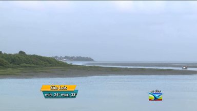 Veja como fica o tempo nesta quarta-feira, no Maranhão - Dia de sol e calor em todo o Maranhão. No sul, o tempo fica seco.