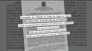 Instituto Confiancce já teve ao menos 45 contratos com prefeituras do Paraná - A RPC teve acesso ao inquérito da Polícia Federal que investiga contratos do Instituto Confiancce com prefeituras do estado; uma das indicadas no inquérito é mulher do conselheiro do Tribunal de Contas do Estado (TCE-PR) Fernando Guimarães.