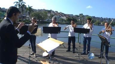 Orquestra Sinfônica da Bahia encerra o JM desta quarta-feira (23), início da primavera - Confira.