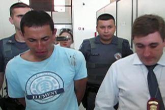 Primeira audiência do caso do 'machadinha' é realizada nesta terça-feira (23) - Jonathan Lopes de Santana é acusado de matar seis pessoas.